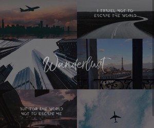 beautiful, planes, and quote image