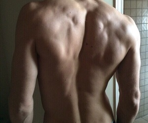 aesthetic, back, and pale image