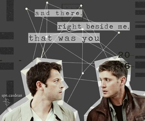 aesthetic, supernatural, and dean winchester image