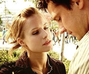 kristen bell, logan, and romance image