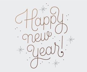happy new year, new year, and 2018 image