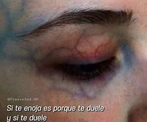sad and frases image