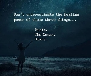 quotes, healing, and music image