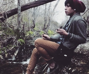 beanie, cute guy, and style image