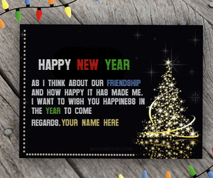 ecards, new year greetings, and new year cards image