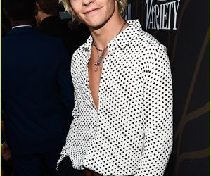 ross lynch, actor, and blondie image