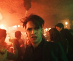 bar, brendon urie, and drunk image
