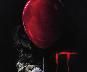 clown, bill skarsgård, and pennywise image