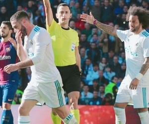 football, el clasico, and referee image