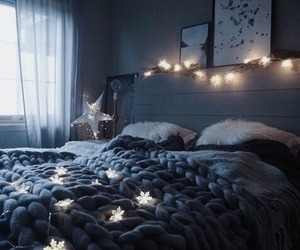 light, room, and decor image