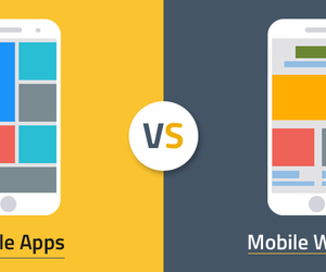 business, mobile app, and mobile website image