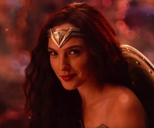 wonder woman, gif, and gal gadot image