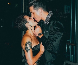 g-eazy and halsey image