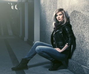 women leather jackets and leather jacket for women image