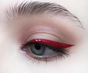 eye, makeup, and beauty image