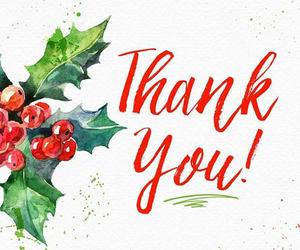 christmas, natale, and thank you image