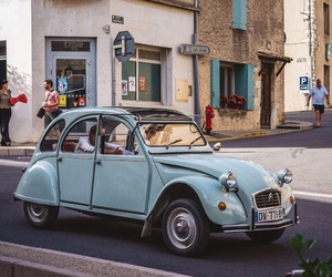 car, adventure, and provence image