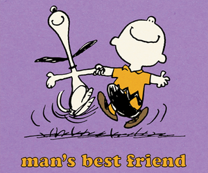 Best, friend, and snoopy image