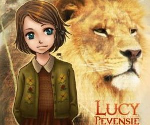 lucy pevensie, as cronicas de narnia, and the chronicles of narnia image