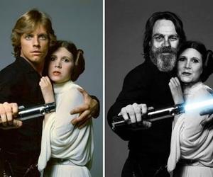 star wars, luke skywalker, and LUke image