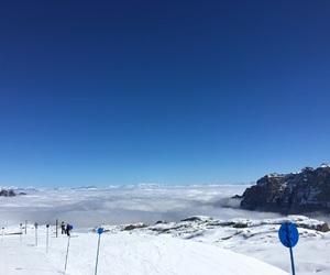 Alps, mountais, and snow image