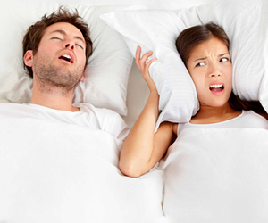 snoring treatment image