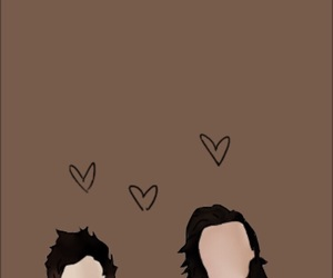 tumblr, louis tomlinson, and harry styles wallpaper image