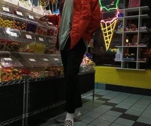 fashion, grunge, and neon image