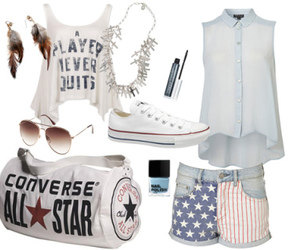 all star and clothes image