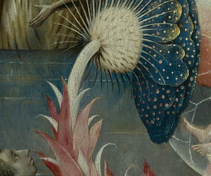 art, hieronymus bosch, and painting image