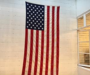 flag, stars, and united states image