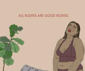 empowerment, body, and feminism image