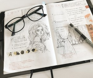 college, study, and studyspo image