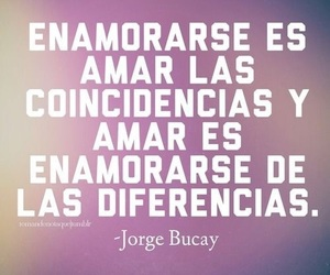 love, frases, and amar image