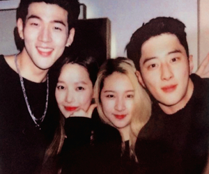 kard, j.seph, and somin image