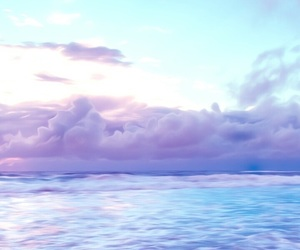 purple, blue, and pastel image