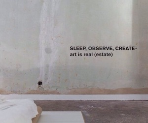 art, sleep, and quotes image