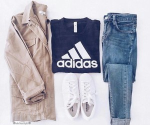 adidas, clothes, and dress image