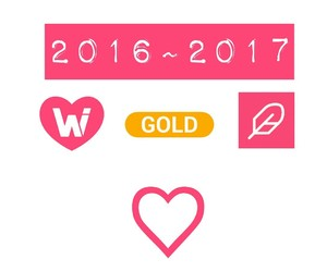 pink, gold, and articles image
