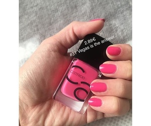 barbie, beauty, and nails image