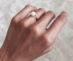 ring, indie, and jewelry image