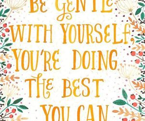 quotes, gentle, and life image