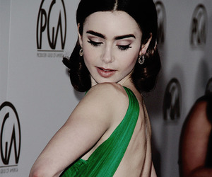 event, los angeles, and lily collins image