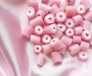 candy, pretty, and rock candy image