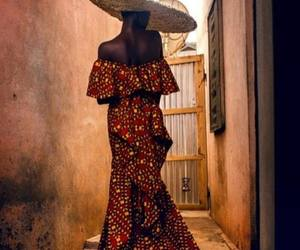 africa, style, and dress image