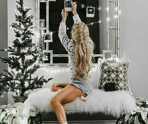 christmas, room, and holiday image