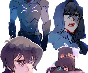 anime, keith, and Voltron image