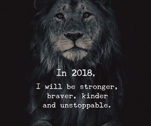 quotes, strong, and 2018 image