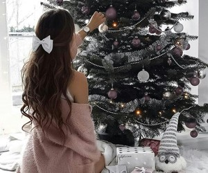 christmas and fashion image