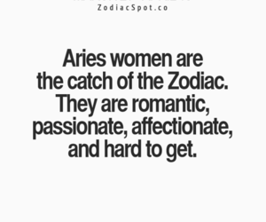 aries, astrology, and zodiac sign image